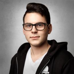 Marvin Feike - Techniker | Fotoglotze | Fotobox | Hannover